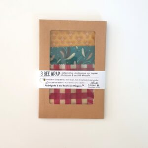 Bee Wrap – Pack trio